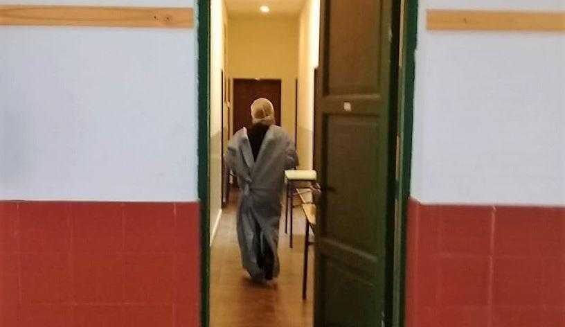 Tres pacientes pediátricos en centros de aislamiento