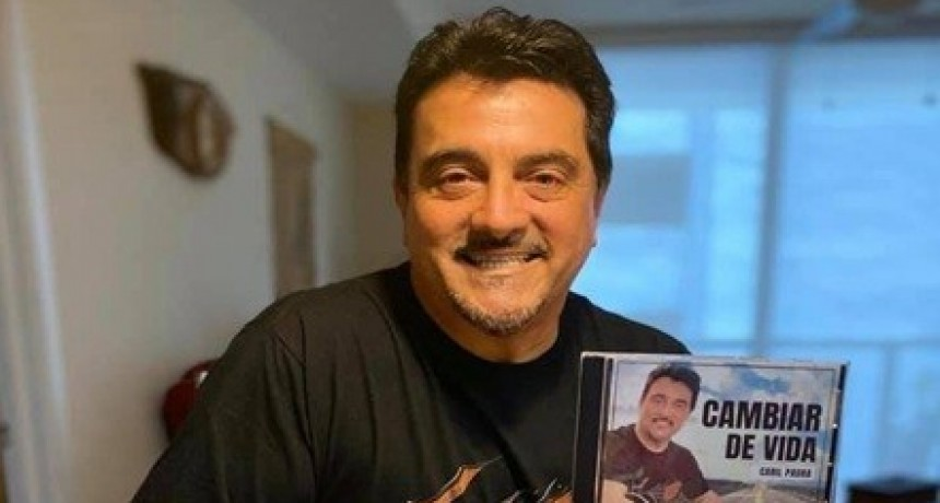 Caril Paura estrena su nuevo disco Cambiar de Vida.