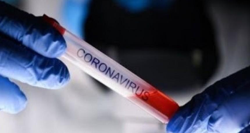 COVID-19: un fallecido y 19 contagiados