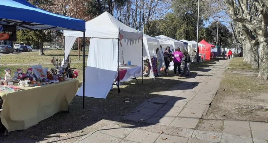 Feria El Trébol, otra opción para el fin de semana