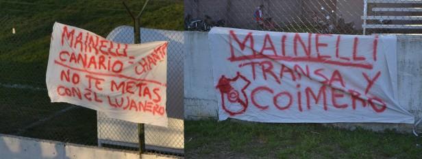 Sin Mainelli, vuelve el diálogo entre el Municipio y el Club Luján