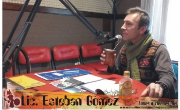 Lic. Esteban Gómez sobre la cosmovisión ancestral y post-moderna