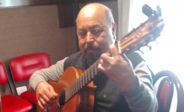 Jorge Victor Andrada, un cantor con sentimiento.