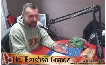 Lic Esteban Gomez sobre la cosmovisión post-moderna