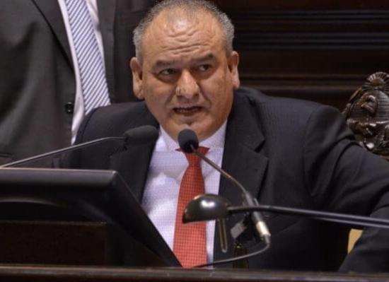 """Juan Carlos Juarez: """"Necesitamos una oposición responsable"""""""