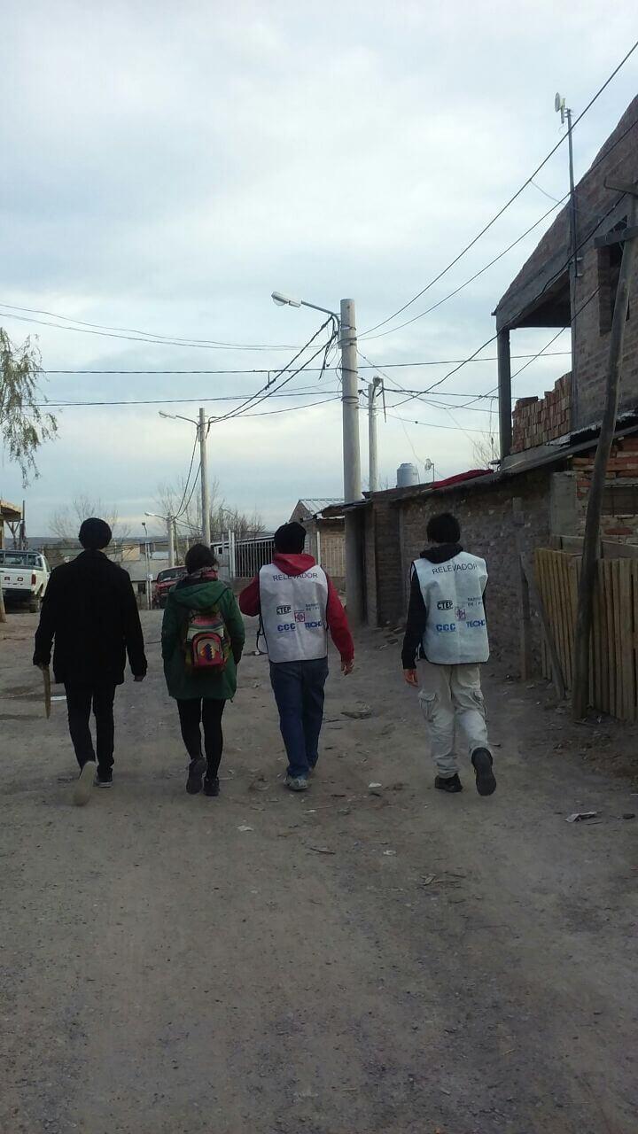 Operativo San Martín en barrios populares de todo el país