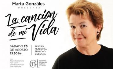 """Marta Gonzáles: """"Cantar boleros está en mi genética"""""""