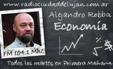 Alejandro Robba: ¿Despegue o mero rebote?