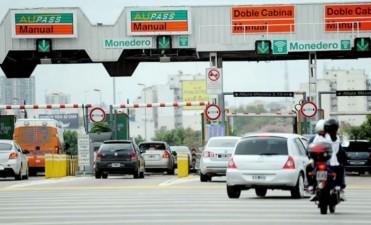 Suspenderán la mitad de los peajes en rutas nacionales y peligran miles de puestos de trabajo