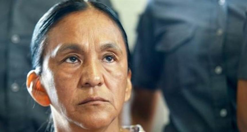 Reclaman por las condiciones de detención de Milagro Sala