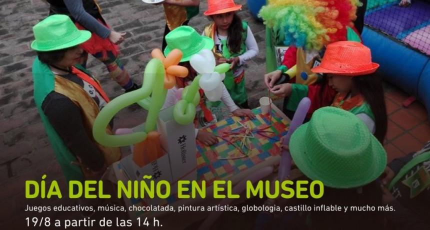 Día del Niño en el Museo Udaondo