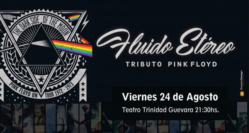 Tributo a Pink Floyd en el Teatro Municipal