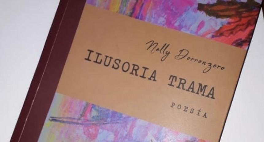 Presentan libro de poemas de Nelly Dorronzoro