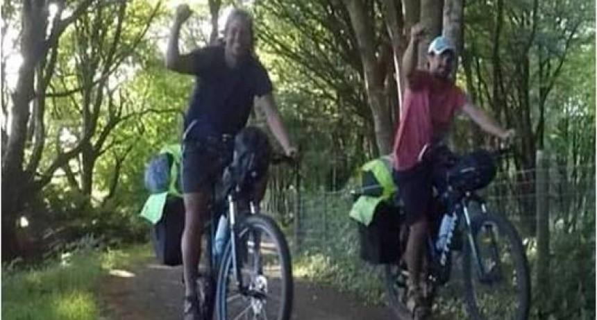 Cinco mil kilómetros a vuelta de pedal
