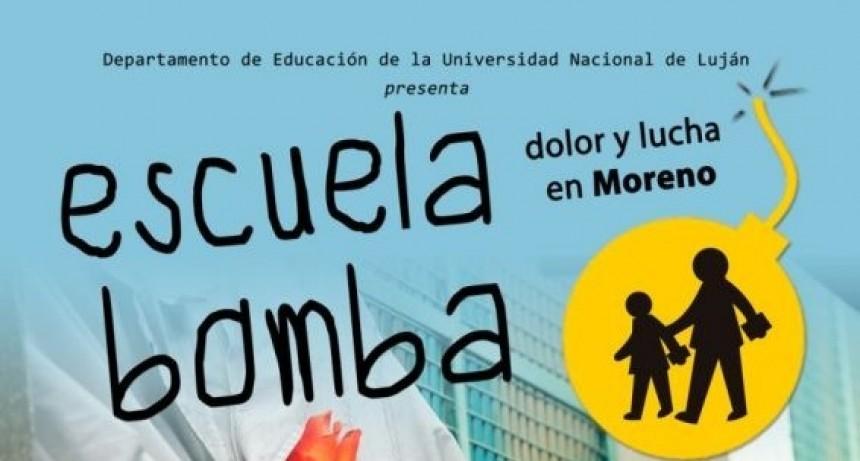 """Niegan sala para estreno del documental """"Escuela bomba"""""""