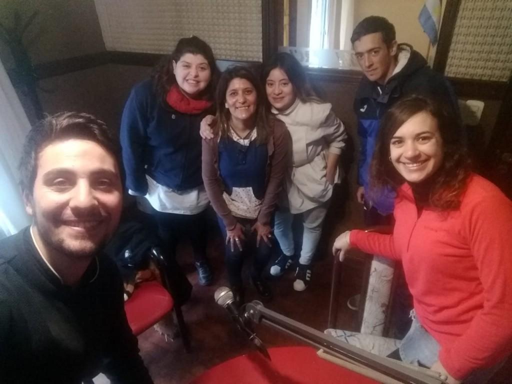 Alumnos de la Escuela 501 visitaron Radio Ciudad de Luján