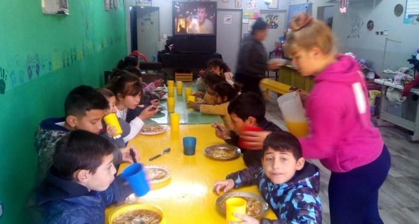 El comedor Lagrimitas suspendió las cenas por falta de comida