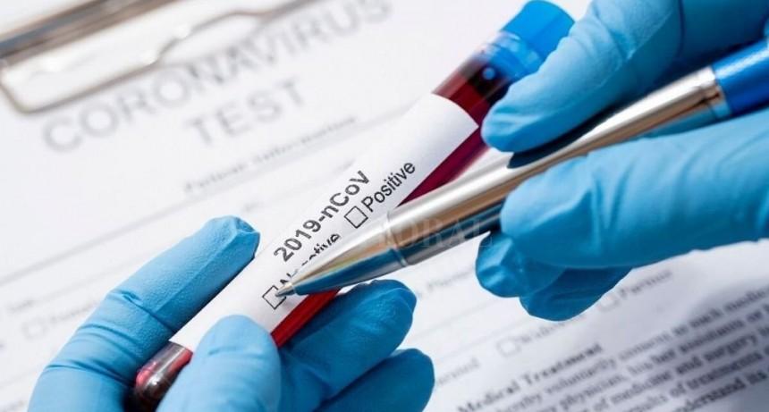 COVID-19: dos fallecidos y 68 infectados durante el fin de semana