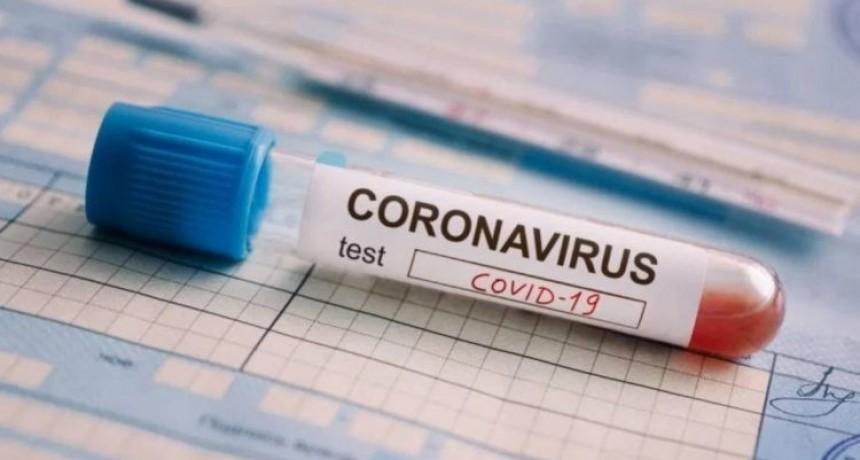 COVID-19: falleció un hombre de 93 años