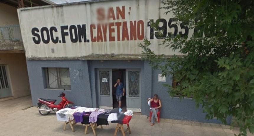 Elecciones calientes en la Sociedad de Fomento del San Cayetano
