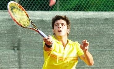 Franco Capalbo sumó un punto clave en la Asociación de Tenistas Profesionales