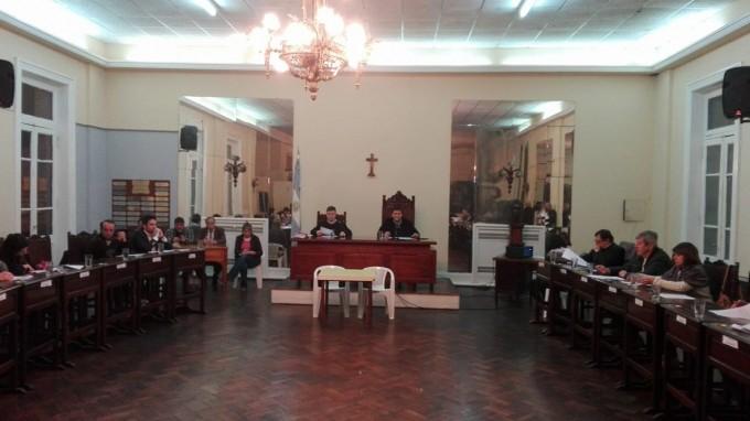 Concejales vuelven a convocar a Luciani para pedir explicaciones sobre la politica de seguridad