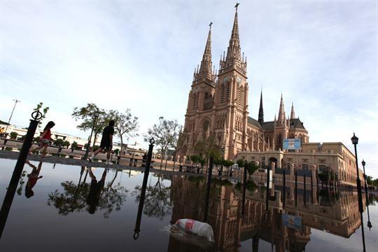 """Inundados de Luján: """"Estamos peor que antes"""""""