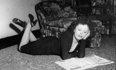 Édith Piaf por Luis Miguez