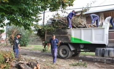 El FPV-PJ propone estatizar el servicio de recolección de residuos