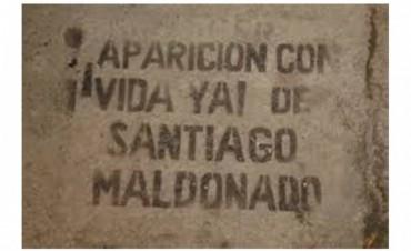 Manifestarán en Luján por Santiago Maldonado