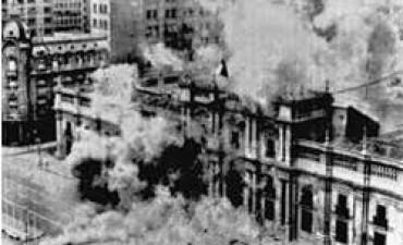 """""""Desde mi casa se veía el bombardeo"""""""