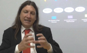 """Gustavo Damián González: """"La política argentina tiene una nueva dinámica"""""""