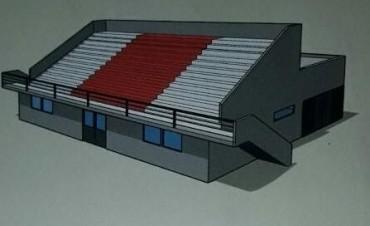 En octubre comenzarán a construir la tribuna en el predio de Luján