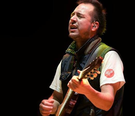 Bruno Arias se presenta en Luján