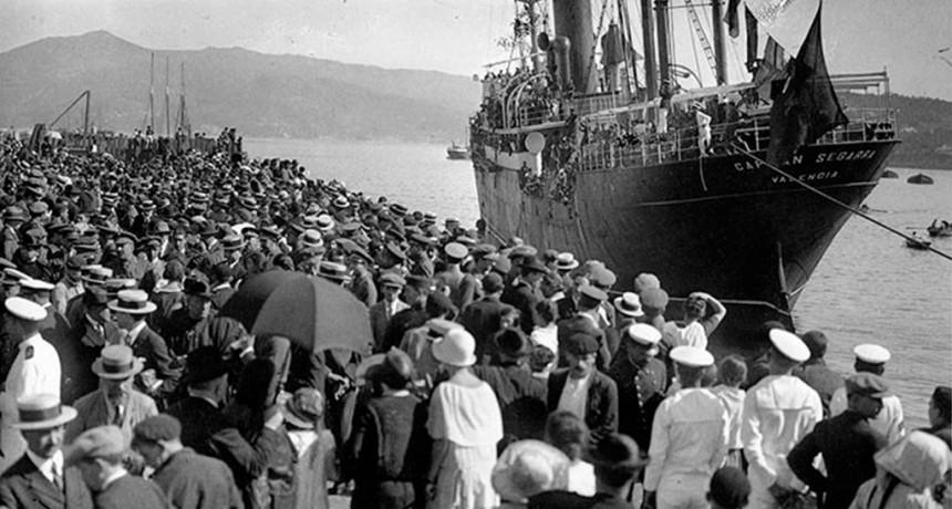 Inmigración en Luján