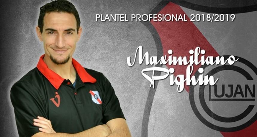 Maximiliano Pighín: