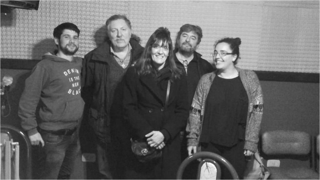 Banda Hudyat visitó Visión Panorámica