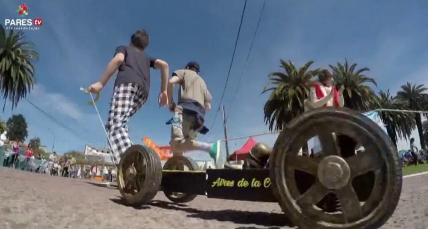Se viene una nueva Carrera de Autitos a Piolín