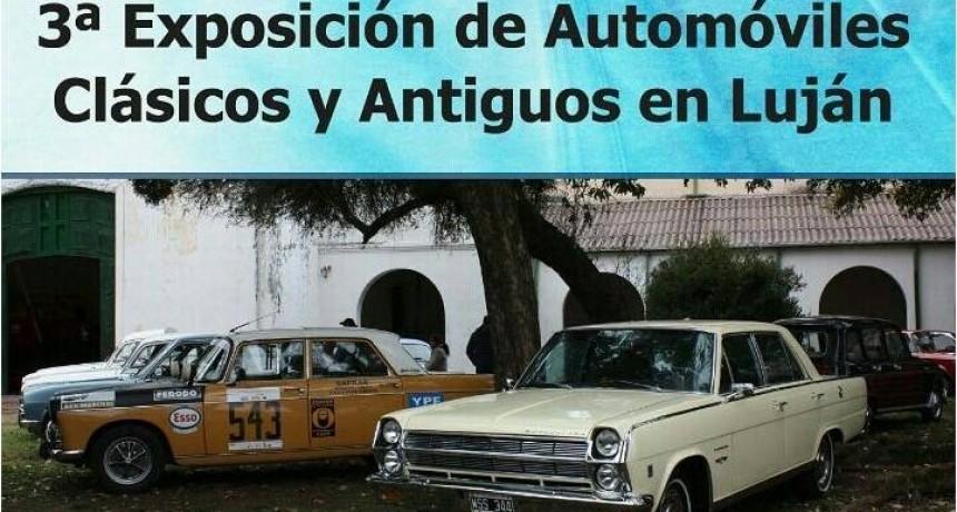 Invitan a exposición de autos clásicos y antiguos