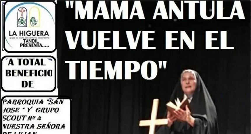 """Presentan """"Mamá Antula vuelve en el tiempo"""""""