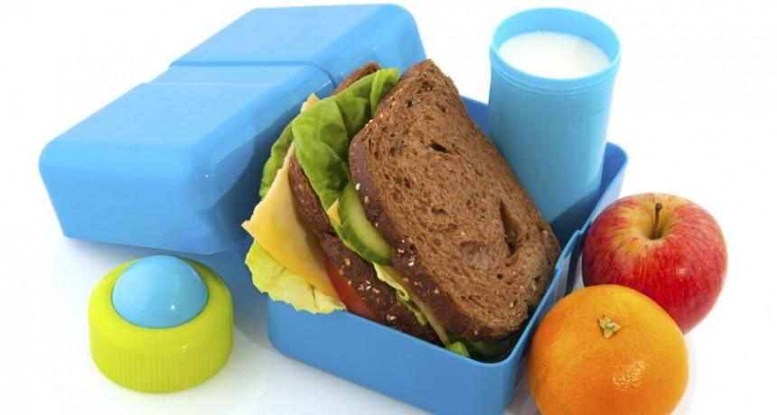 Nutrición: Hábitos saludables en la escuela