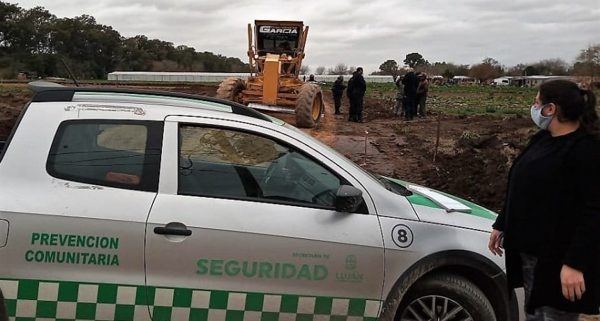 Bº Parque Lasa: ocupación y trabajos ilegales