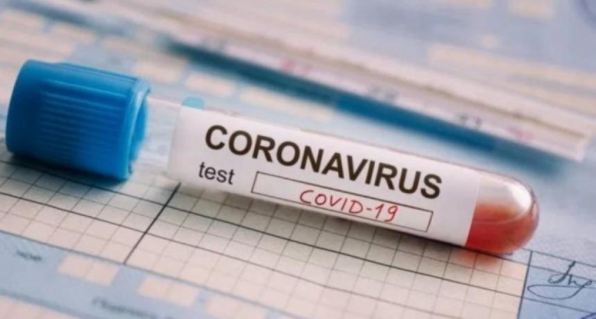 Un vecino de 67 años falleció con COVID-19