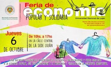 Se realiza una nueva Feria de la Economía Popular y Solidaria