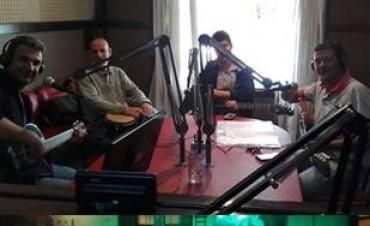 Salamanca Lujan en vivo..anticipando la noche del pasado viernes