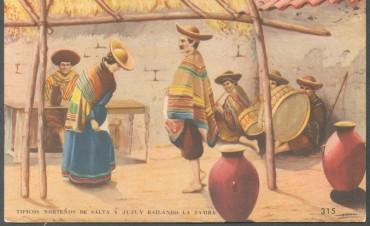 Dos Zambas con historias por Luis Miguez