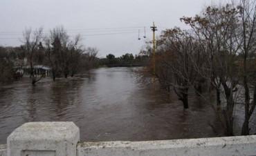 Mantiene su nivel normal el Río Luján