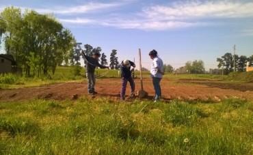Avanza la construcción de 40 viviendas en Olivera