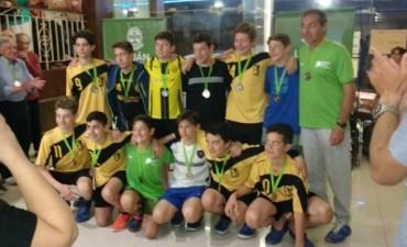 Luján se trajo 13 medallas de Mar del Plata