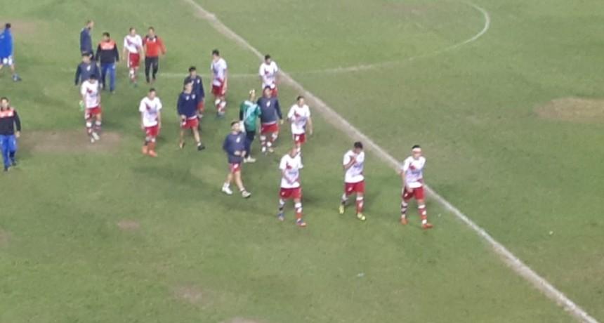 En un partido parejo, Luján cayó con Italiano